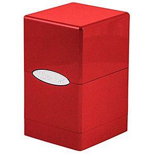 Boites de Rangement Satin Tower Deck Box Fire