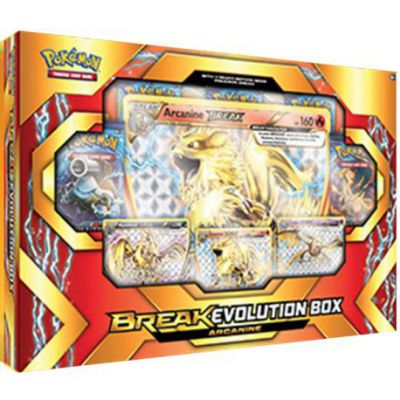 Coffret Break Evolution Box - Arcanine
