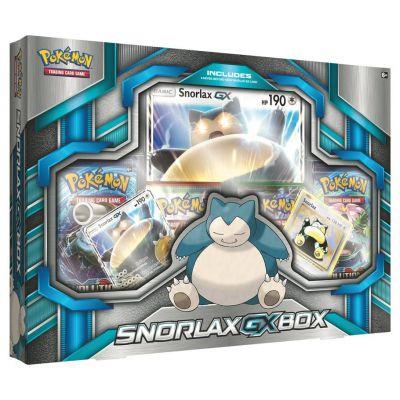 Produits Spéciaux Snorlax Gx Box (ronflex Gx) Anglais