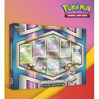 Produits Spéciaux Coffret Mythical Pokémon Collection Magearna