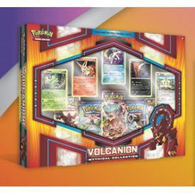 Produits Spéciaux Coffret Mythical Pokémon Collection Volcanion