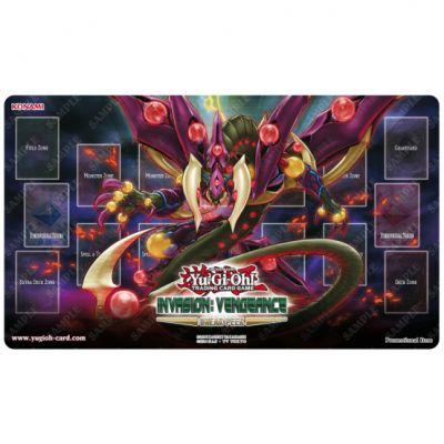 Ultrajeux Playmat Preview Invasion Vengeance Dragon