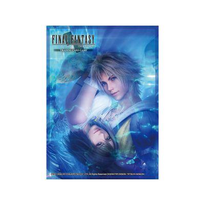 Protèges Cartes Final Fantasy X Tidus & Yuna  X60 Standard