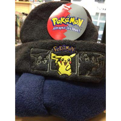 Produits Spéciaux Bonnet Pokemon Bleu Gris
