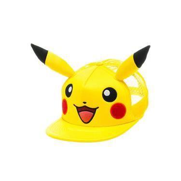 Produits Spéciaux Casquette Baseball Pikachu