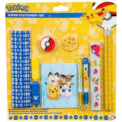 Produits Dérivés Maxi Set Papeterie Pokémon