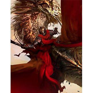 Portfolios Portfolio Max Protection - Crimson Rider (90 Cases - 10 Pages De 9 Cases)