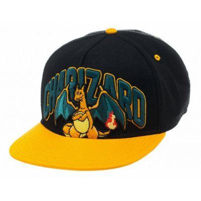 Produits Spéciaux Casquette Baseball Charizard (dracaufeu)