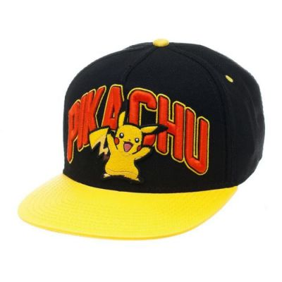 Produits Spéciaux Casquette Baseball Pikachu (orange)