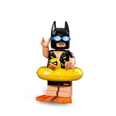 Minifigures The Batman Movie 71017 N°05 Batman™ En Vacances
