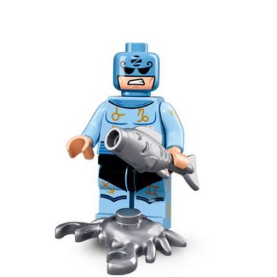 Minifigures The Batman Movie 71017 N°15 Le Maître Zodiaque