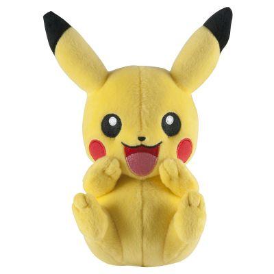 Peluches Peluche Pikachu C (souriant) 20 Cm