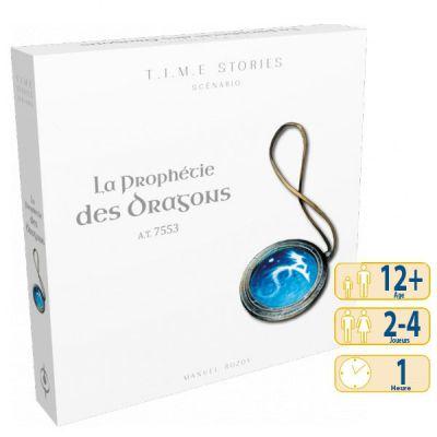 Enigme Time Stories - La Prophétie Des Dragons
