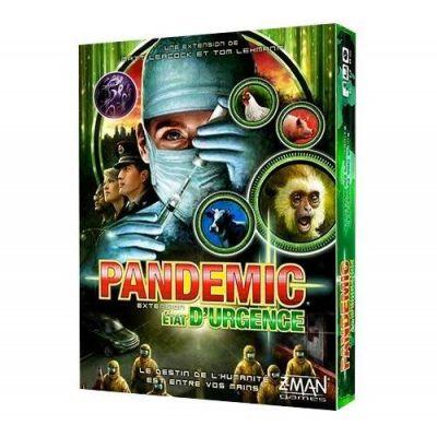 Coopératif Pandémie : Etat D'urgence