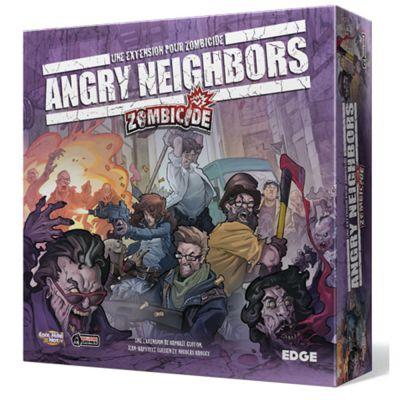 Coopératif Zombicide : Angry Neighbors