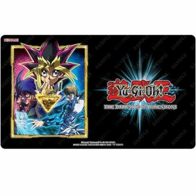 Tapis de Jeu The Dark Side Of Dimensions - Playmat