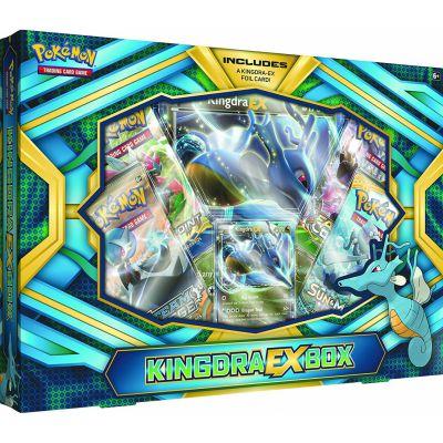 Coffret Kingdra Ex Box (hyporoi Ex) En Anglais