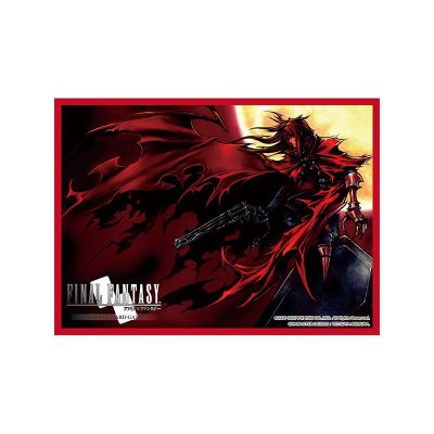 Protèges Cartes Protège-cartes Final Fantasy Vii Dc Vincent X60 Standard