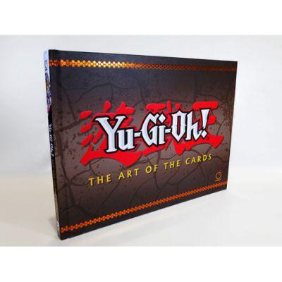 Artbook Livre D'illustrations Yugioh - En Anglais
