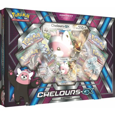 Coffret Chelours Gx
