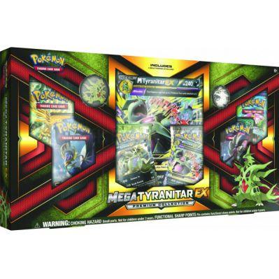 Coffret Mega Tyranitar Ex Premium Collection (Mega Tyranocif Ex)