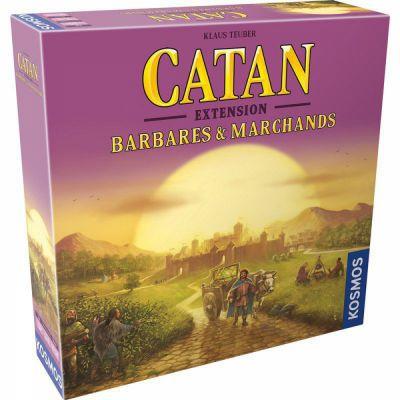 Gestion Catane : Barbares Et Marchands