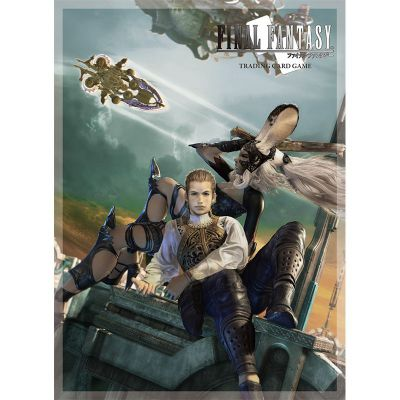 Protèges Cartes Final Fantasy Xii Fran & Balthier X60 Standard