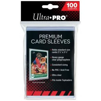 Protèges Cartes Card Sleeves Ultrapro - Premium par 100