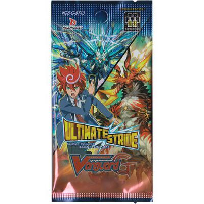 Boosters G-bt13 : Ultimate Stride