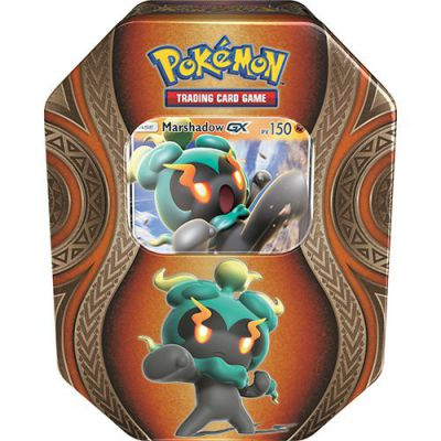 Pokébox Pokébox Noël 2017 - Marshadow GX