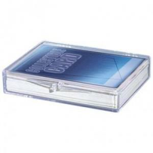 Boites de Rangement Deck Box Rigide Transparent - 35 Cartes