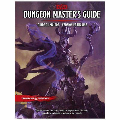 Jeu de Rôle D&D5 - Guide du Maître (Dungeon Master's Guide)