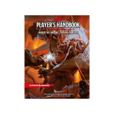 Jeu de Rôle D&D5 - Manuel des Joueurs (Player's Handbook)
