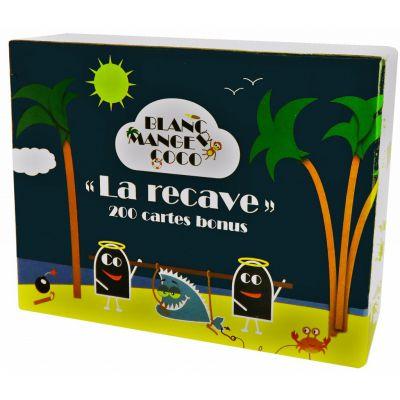 Jeu de carte Blanc Manger Coco << La recave >>