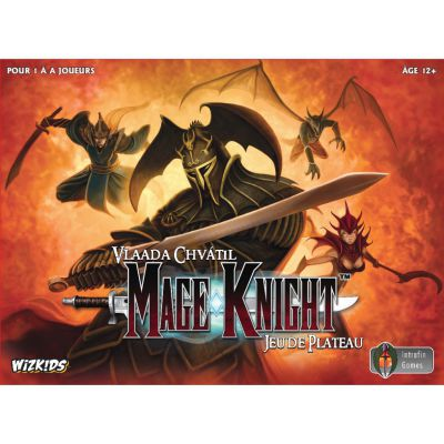 Jeux Mage Knight