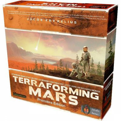 Jeux Terraforming Mars