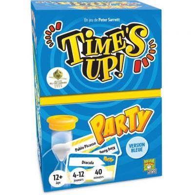 Jeu de devinettes Time's Up Party 2 (version Bleu)