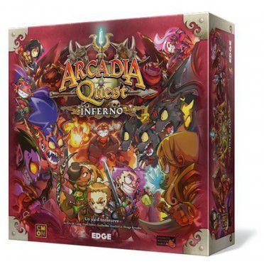 Exploration Arcadia Quest Inferno