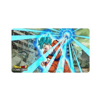 Tapis de Jeu Tapis De Jeu - Goku SSJ Blue Accompagnés D'un Tube De Protection