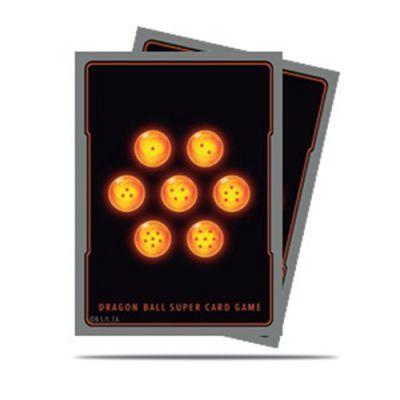 Protèges Cartes Boules de cristal (Sleeves par 65ct)