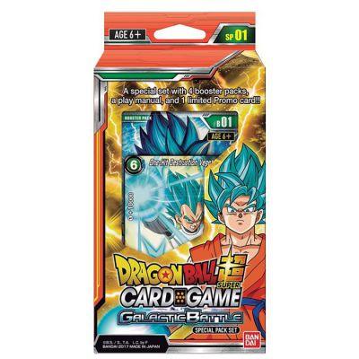 Packs Edition Spéciale Serie 1 - SP01 - Galactic Battle