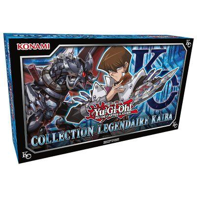 Packs Edition Spéciale Collection Légendaire de Kaiba