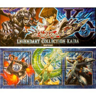 Tapis de Jeu Plateau De Jeu Double Face - Seto Kaiba & Dragon Destruction