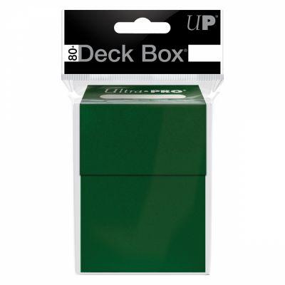Boites de Rangement Deck Box Ultrapro - Vert Forêt