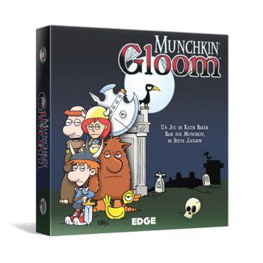 Jeu de carte Gloom Munchkin