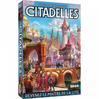Jeu de carte Citadelles : Quatrième Edition