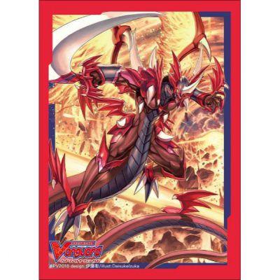 Protèges Cartes Format JAP Import Jap Par 70 -  Mini Vol. 336 Dragonic Overlord