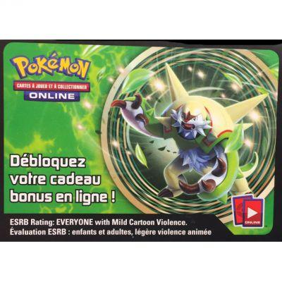Produits Spéciaux 1 Carte À Code Pokemon Online - Blindépique