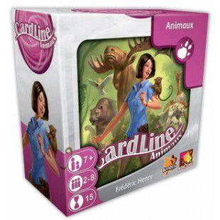 Jeu de carte Cardline Animaux 2 (violet)