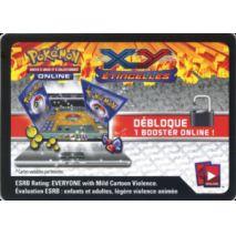 Produits Spéciaux Lot De 20 Cartes À Code Pokemon Online - XY Etincelles
